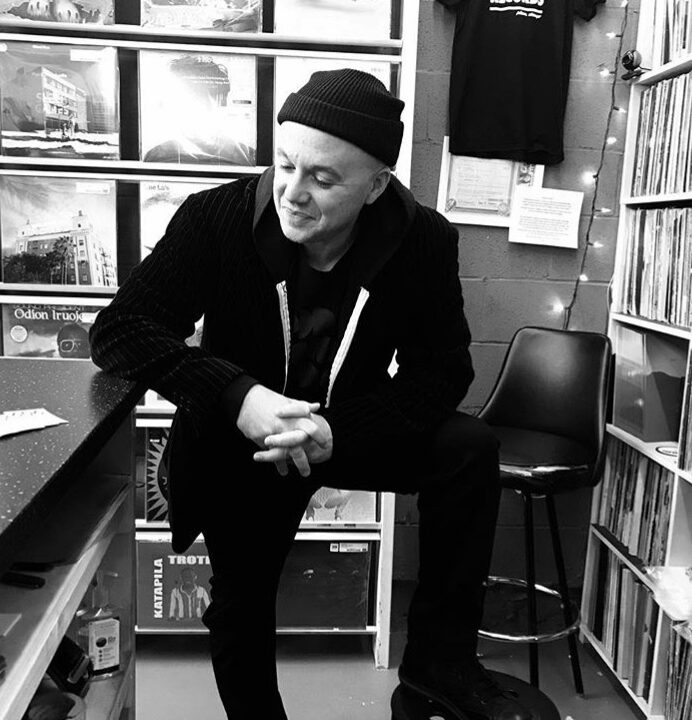 Record Club with Drew of 606 Records