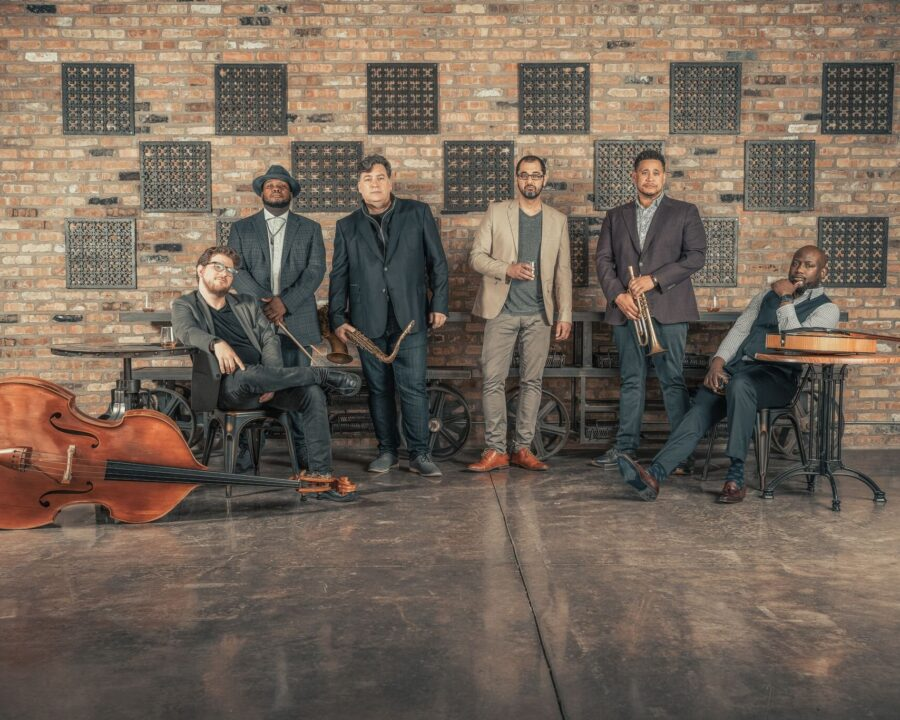 The Chicago Soul Jazz Collective